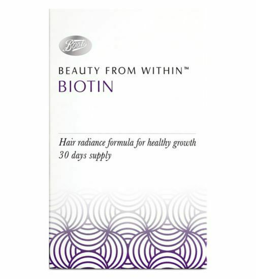Beauty From Within Biotin - 900ug 30s