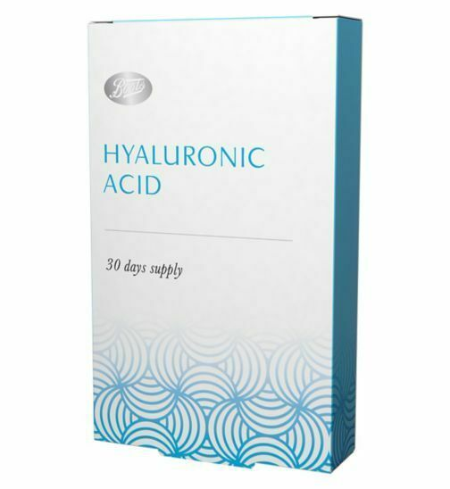 Beauty From Within Hyaluronic Acid - 30 x 50 mg