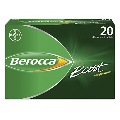 Berocca 1596 Boost Vitamins - 20 Tablets