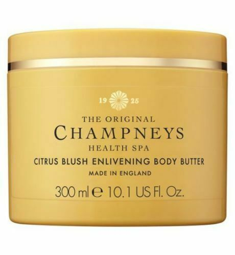Champneys Citrus Blush Enlivening Body Butter 300ml