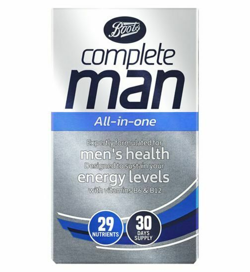 Complete Man 30 tablets