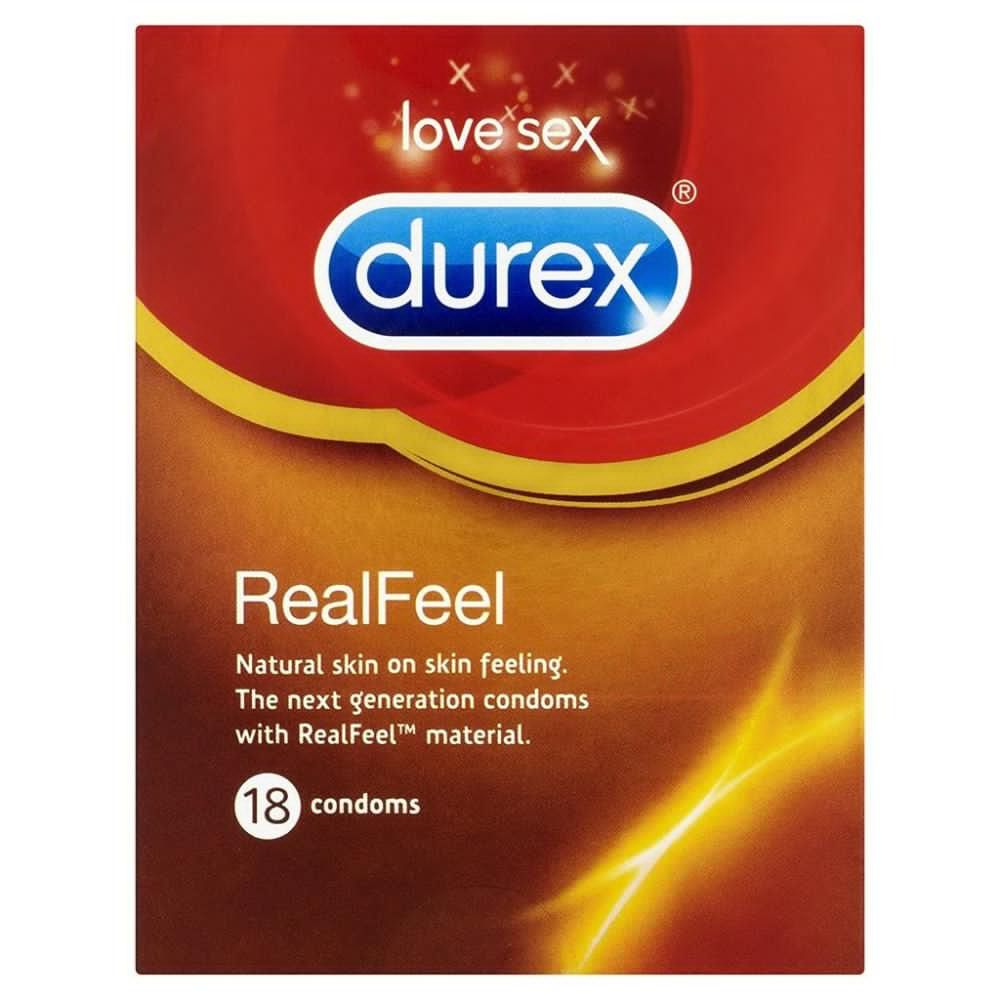 Durex Intimate Feel condoms are thin with extra lubrication for a smoother feeli