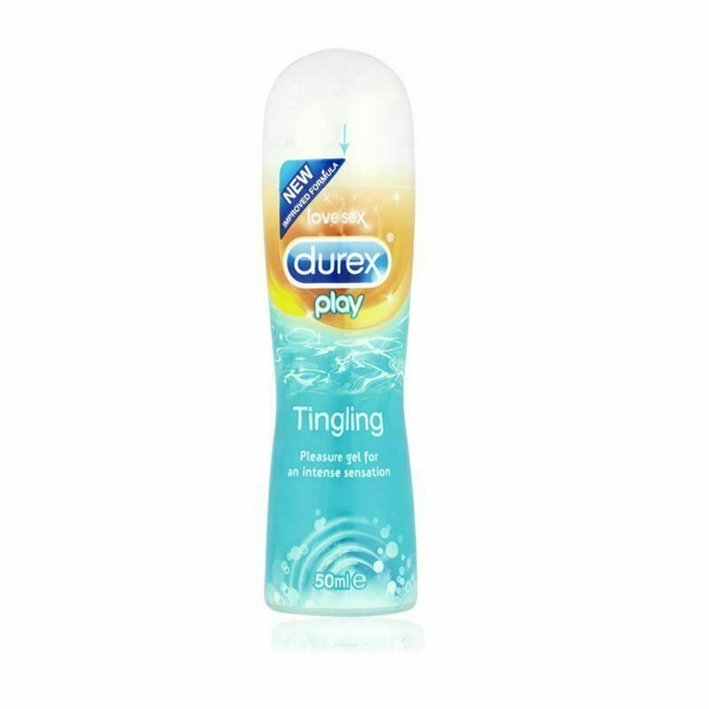 Durex Play Tingiling Lube 50ml