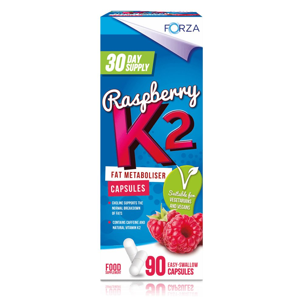FORZA Raspberry K2 Fat Metaboliser