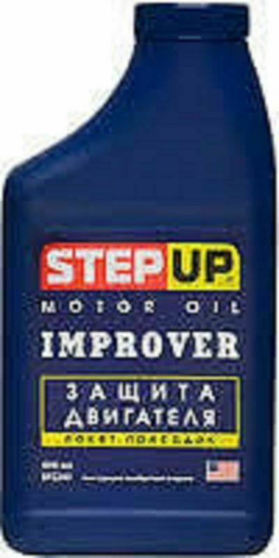Genuine Step Up Motor Oil Improver (Heavy Duty Oil Stabilizer) 444 ml - SP2240S