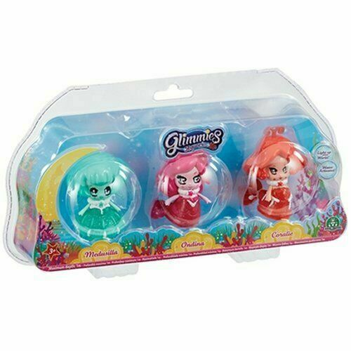 Glimmies Aquaria Triple Blister (Styles May Vary)
