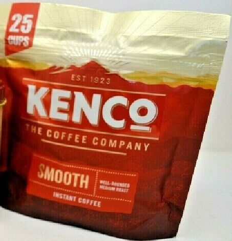 Kenco Smooth Instant Coffee Refill 40g