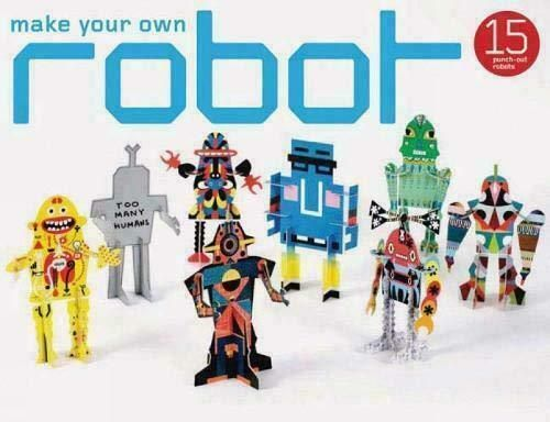 Make Your Own Robot by Magma (Paperback, 2012)