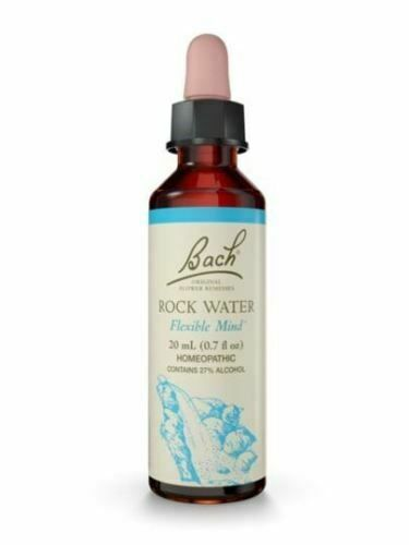 Nelsons Bach Original Flower Remedies 20ml ROCK WATER