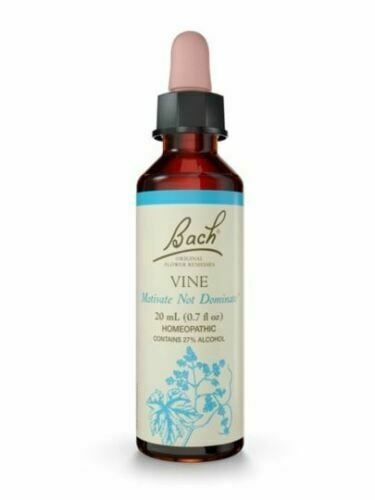 Nelsons Bach Original Flower Remedies 20ml SWEET VINE