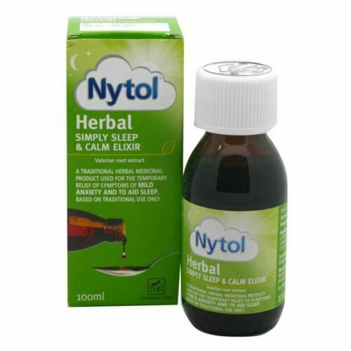 Nytol Herbal Simply Sleep & Calm Elixir 100ml