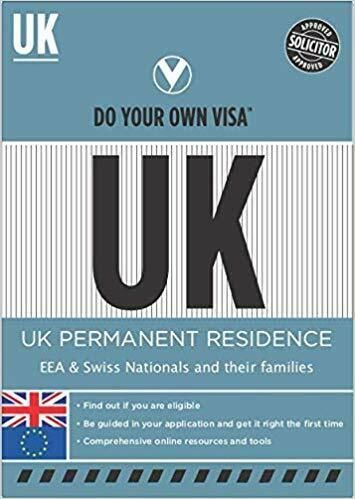 UK UK Permanent Residence Kit: EEA & Swiss Nationals and their Families