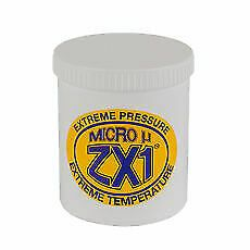 ZX1 Extralube Micro U Grease High Temp/Extreme Pressure 500g tub Original Seller